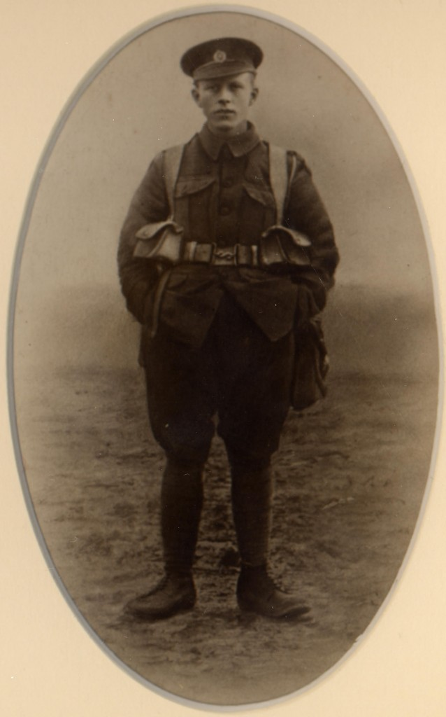 photo of soldier Jesse William Goff