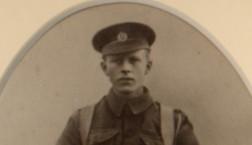 photo of soldier Jesse William Goff