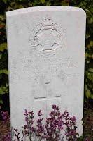 gravestone of E j batterbury